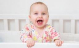 Le Lit de bébé